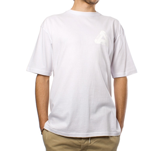 Palace Tri-Ferg Whitey T-Shirt (White)