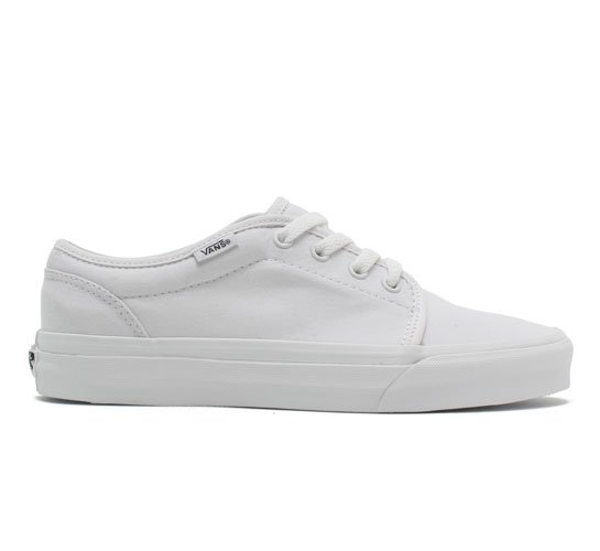 Vans 106 Vulcanized (True White)