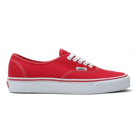 Vans Authentic (Red)