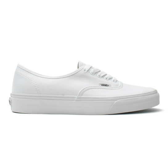 Vans Authentic (True White)
