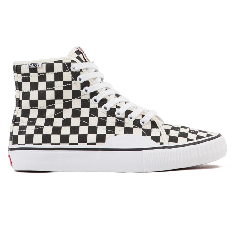 Vans AV Classic High (Checkerboard