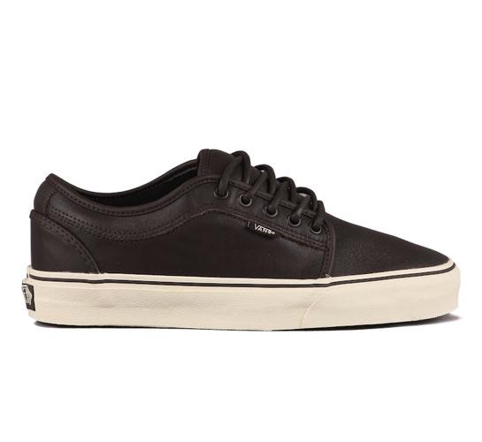 Vans Skate Shoes - Chukka Low (Pfanner/Dark Brown)