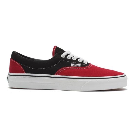 Vans Era (Jester Red/Black)