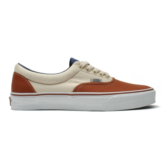 Vans Skate Shoes - Era (Navy/Coconut Shell)
