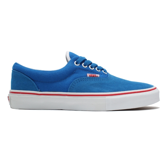 Vans Skate Shoes - Era Pro (Tolar Blue/White)