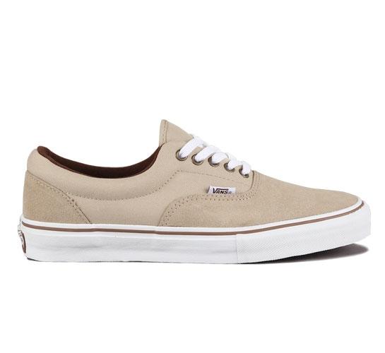 Vans Skate Shoes - Era Pro (Khaki/Brown)