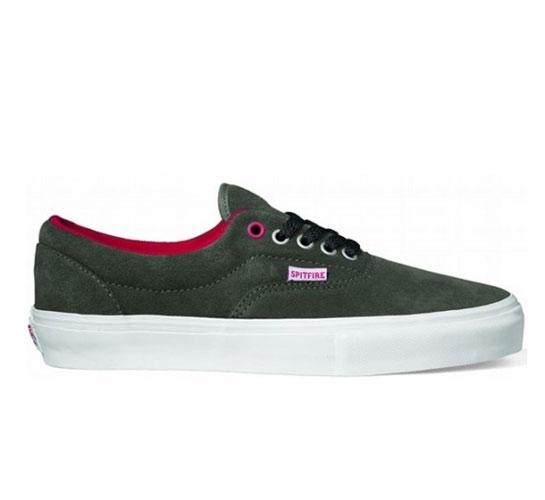 Vans Skate Shoes - Era Pro (Spitfire/Wet Cement)