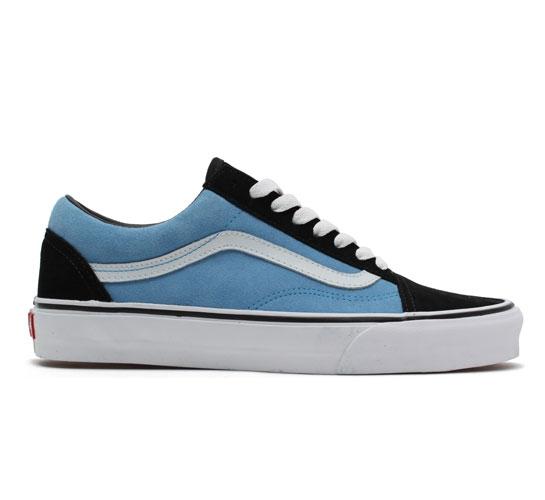 Vans Old Skool - Streetstyle (Bonnie Blue/Black)
