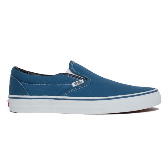 Vans Classic Slip-On (Navy)