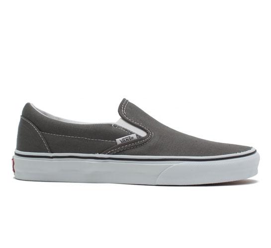 Vans Classic Slip-On (Charcoal)