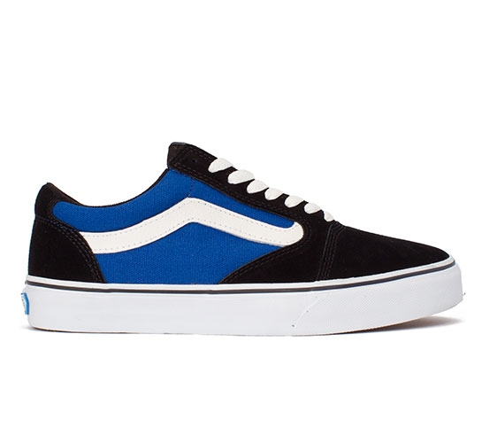 Vans TNT 5 (Black/Royal/White)
