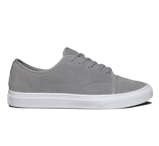 Vans Skate Shoes - Versa (Grey/White)