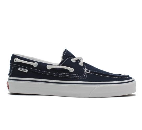 Vans Zapato Del Barco (Navy/True White)