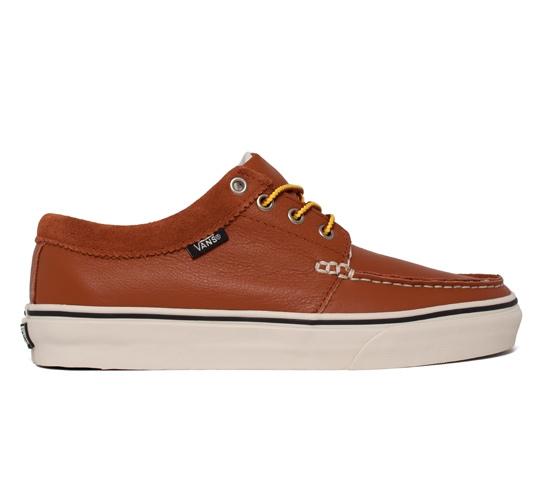 Vans 106 Moc Leather (Brown)