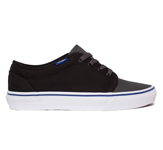 Vans 106 Vulcanized (Black/Grey/Surf The Web)