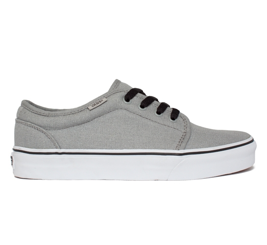 Vans 106 Vulcanized (Wild Dove/True White)