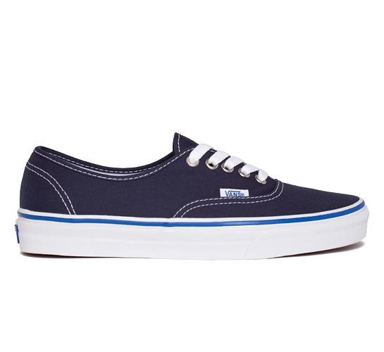 Vans Authentic (Dress Blues/Nautical Blue)