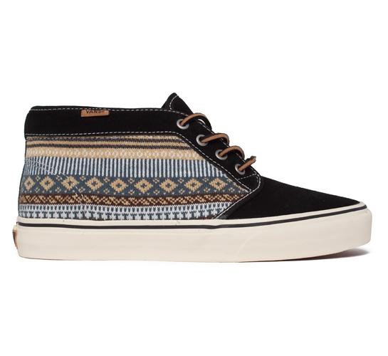 Vans California Chukka Boot CA Nordic (Black)