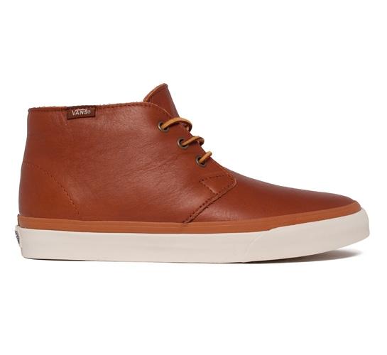 Vans California Chukka Decon CA Leather (Brown)