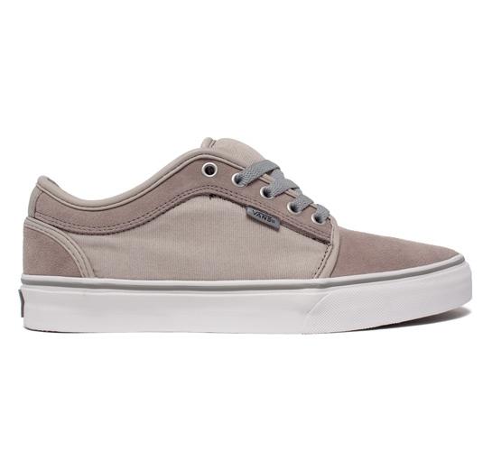 Vans Chukka Low (Soft Grey/White)