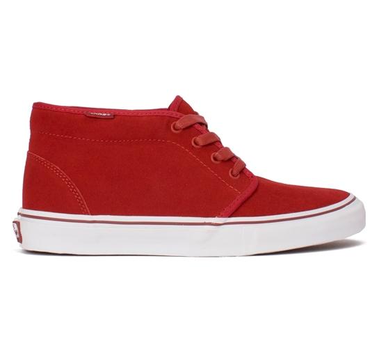 Vans Chukka Pro (Red/Brick Red)
