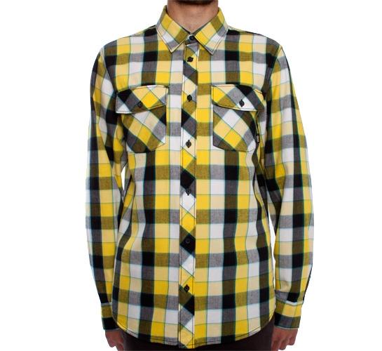 Vans Earnest Shirt (Classic Yellow)