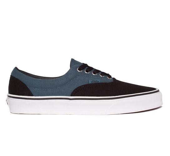 Vans Era 2 Tone (Black/Steel Blue)