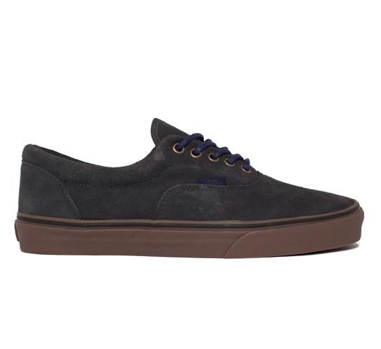 Vans Era Suede (Dark Shadow/Gum)