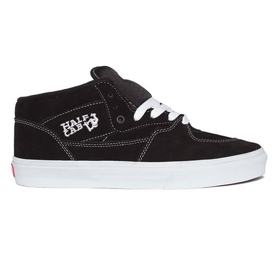 Vans Half Cab (Black)