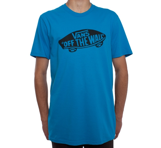 Vans OTW T-Shirt (Brilliant Blue/Deep Navy)