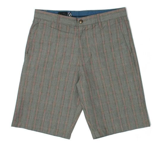 Volcom Men's Shorts - Fruckin Nuts Short (Black)