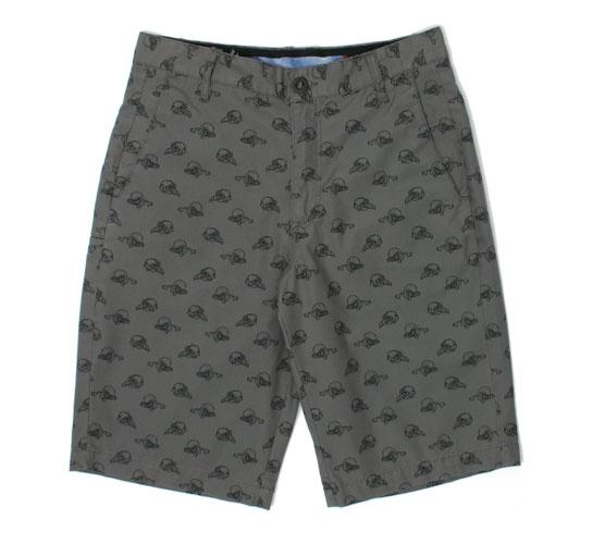 Volcom Men's Shorts - Murhkin Short (Metal)