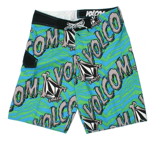 Volcom Men's Shorts - Howler Mod (Cyan)