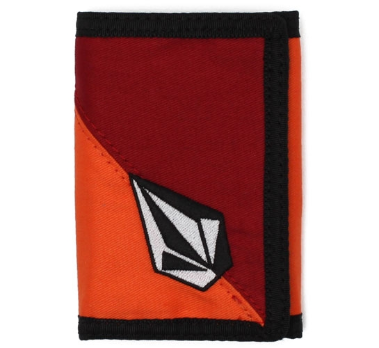 Volcom Wallet - Full Stone 3F Cloth Wallet (Multi)