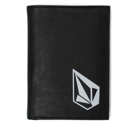 Volcom Wallet - Full Stone Wallet (Black)