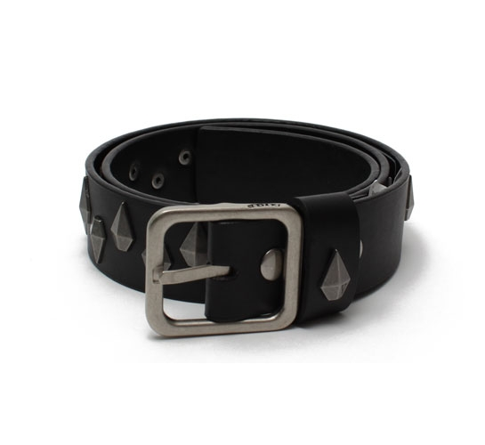 Volcom Men's Belt - Volcom Vertigo PU Belt (Black)