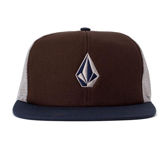 Volcom Full Stone Cheese Hat (Brown)