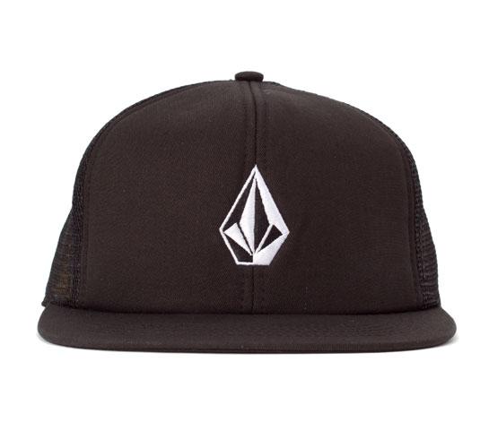 Volcom Full Stone Cheese Hat (Black)