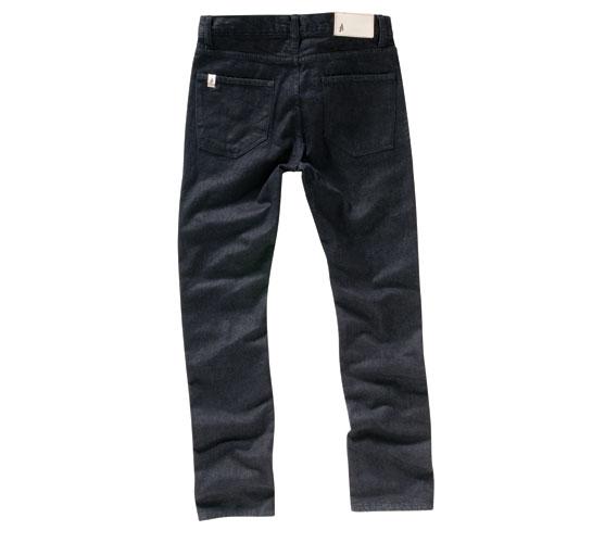 Altamont Men's Jeans - Wilshire Slouch (Black Rinse)