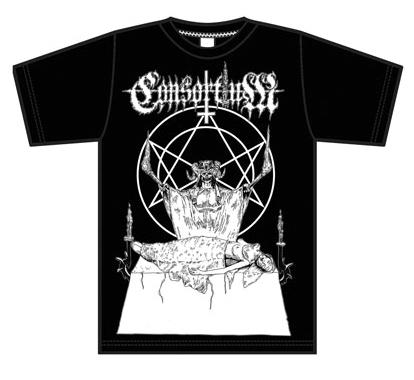 Witchcraft x Consortium Sinister Ceremony T-Shirt (Black)