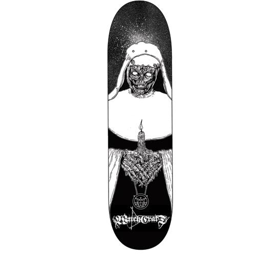 """Witchcraft Skateboard Deck - 8.125"""" Team (The Shrine)"""