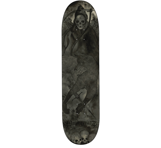 "Witchcraft Skateboard Deck - 8.5"" Team (Apocolyptic)"