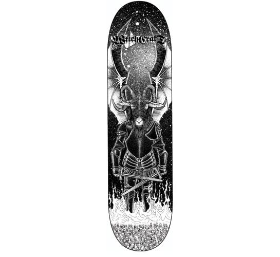 """Witchcraft Skateboard Deck - 8.75"""" Team (Summon)"""