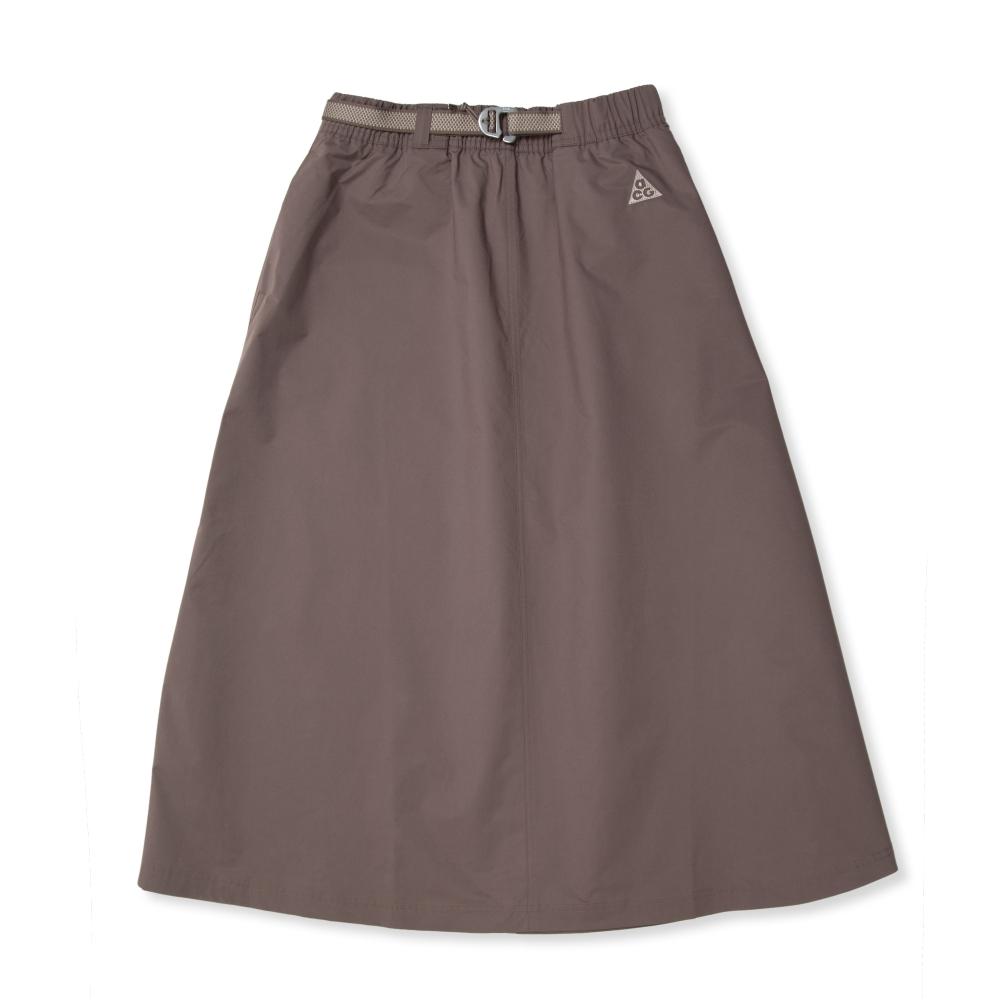 Women's Nike ACG Trail Skirt (Ironstone/Moon Fossil)