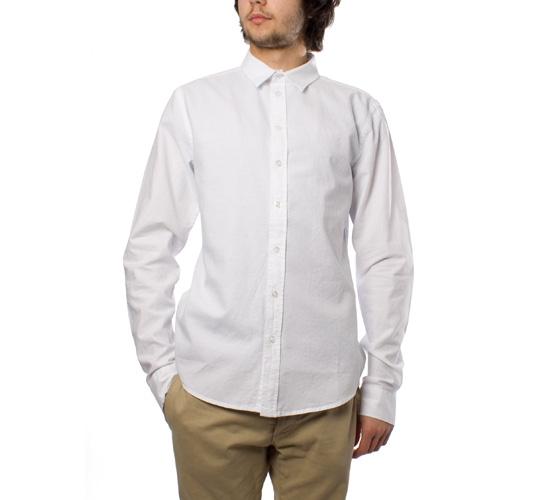 Won Hundred New Elliot Shirt (White)