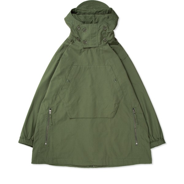 Engineered Garments Over Parka (Olive Cotton Ripstop)