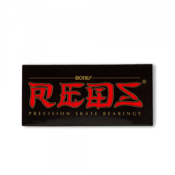 Bones Reds Skateboard Bearings 8-Pack