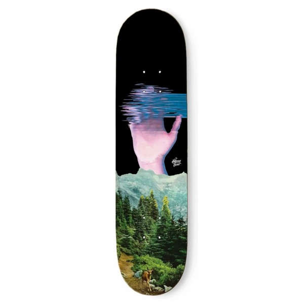 The Killing Floor Into The Void Skateboard Deck 8.625""