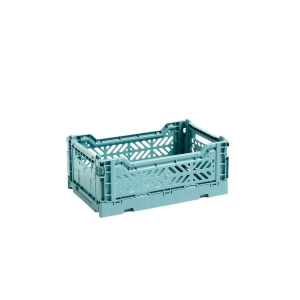 HAY Small Colour Crate (Teal)