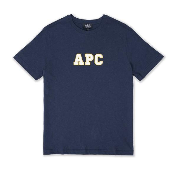 A.P.C. Gael T-Shirt (Marine)
